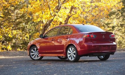 IHHS spells out why Mitsubishi Lancer is 'Top Safety Pick'