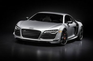 The Audi R8 Competition Only 60 examples will be built. ©Audi