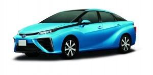 Toyota FCV. ©Toyota