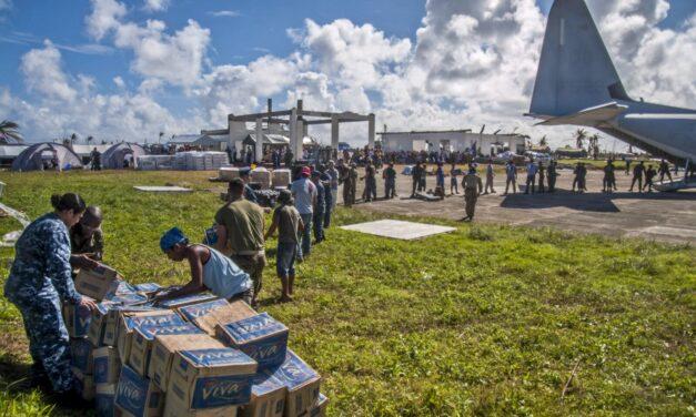 Still bleak Christmas for typhoon victims