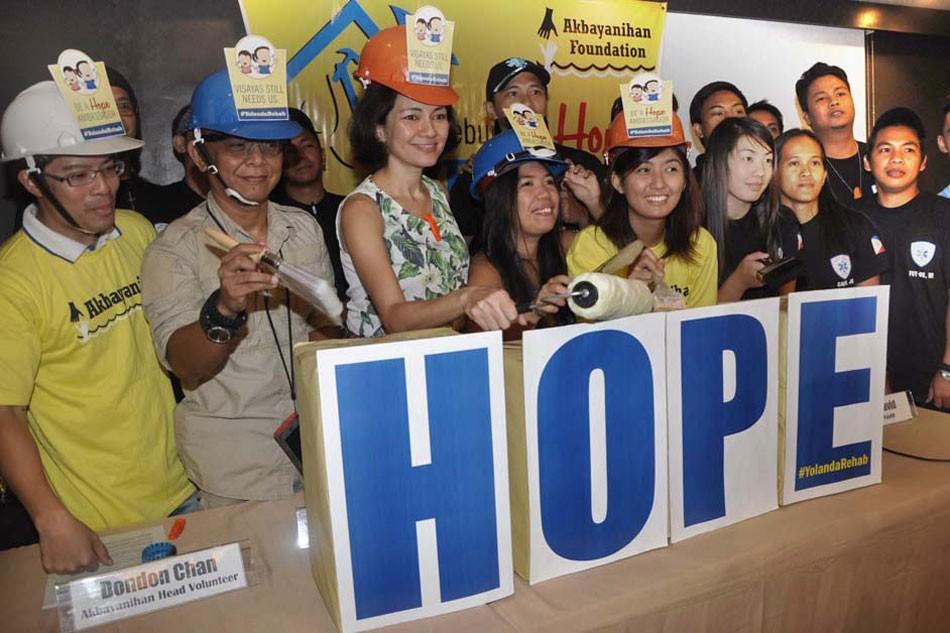 Cebu prelate seeks continued support for Yolanda victims