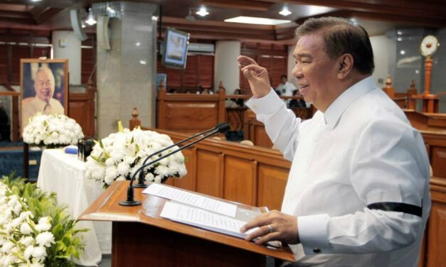 Osmeña: Drilon's presence in Senate hearing a signal for VP Binay to attend probe