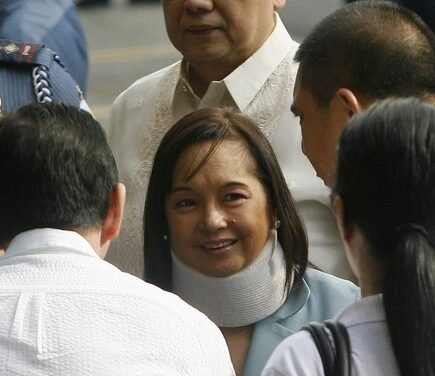 State lawyers oppose Gloria Arroyo's request for Christmas furlough