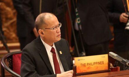 Aquino: We won't allow armed groups hinder Mindanao growth