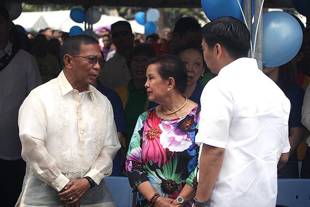 VP Binay backs out of debate vs Trillanes