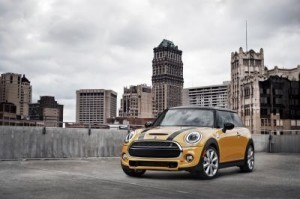 The 2014 Mini Mini is trimming back its range from eight to five models. ©Mini