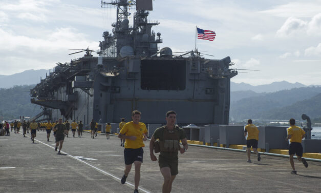 No R&Rs for US soldiers in Subic