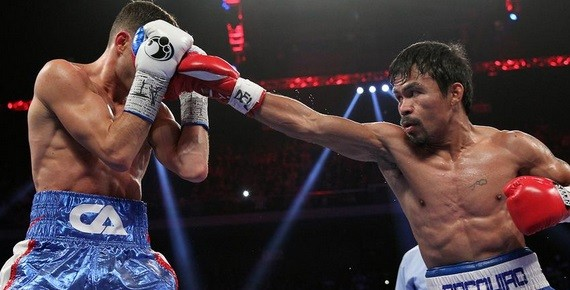 Pacquiao would take less to fight Mayweather says manager