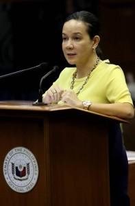 Senator Grace Poe (MNS Photo)