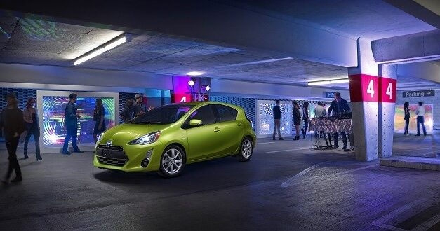 2015 Toyota Prius c: Light, tight, bright and the highest city fuel economy of any vehicle without a plug