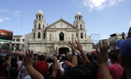 Group appeals to Nazarene devotees for waste-free feast
