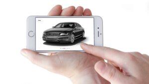 Audi on demand. ©Audi