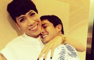Vice Ganda and Coco Martin (MNS photo)