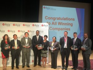 """For the third consecutive year, Goldman Sachs won top honors. """"Goldman Sachs is honored to be named the 2015 Overall Best Employer for Asian Pacific Americans by Asia Society,"""" said Chris Kojima, Managing Director and Asian Professionals Network Senior Sponsor."""""""