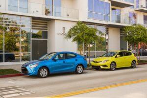 2016 Scion iA and iM 001. ©Scion/Toyota