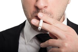 Research published in The Lancet Psychiatry suggested daily tobacco use may be a contributor to mental illness. ©milan2099/Shutterstock.com