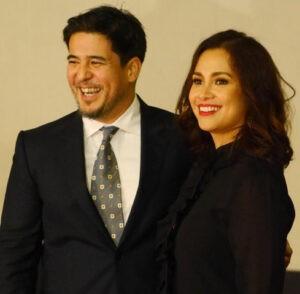 Aga Muhlach and Lea Salonga (MNS photo)
