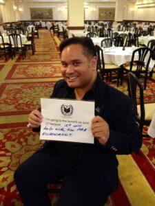 UCLA Pilipino Alumni Scholarship Director Bobby T. Rimas (Photo image courtesy of Pilipino Alumni Association of UCLA Facebook Page)