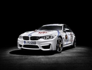 """Oktoberfest date for one-off BMW M3 """"Münchner Wirte."""" The car will make its debut on September 19. ©BMW Group"""
