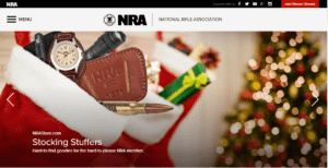 Despite the rash of mass shootings in the US, Americans will soon be able to buy the latest firearms from the comfort of their sofas with the launch in January of GunTV, a 24-hour shopping channel. The National Rifle Association thru its president Wayne LaPierre says the US Constitution protects the individual's right to bear arms under the Second Amendment. Photo from NRA website www.nra.org.
