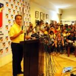 Roxas misses deadline for filing campaign spending report