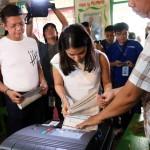 Escudero concedes defeat in VP race