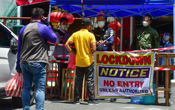 NCR, 4 NEARBY PROVINCES BACK TO 2-WEEK GCQ UNTIL APRIL 4