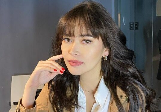 BELA PADILLA FINISHES SHOOTING HER DIRECTORIAL DEBUT '366'