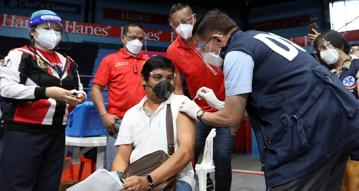DOH SAYS COVID-19 SURVIVORS CAN NOW GET VACCINATED