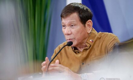 WHEN WILL PHILIPPINES GET ENOUGH COVID-19 VACCINES? DUTERTE SAYS, I DON'T KNOW