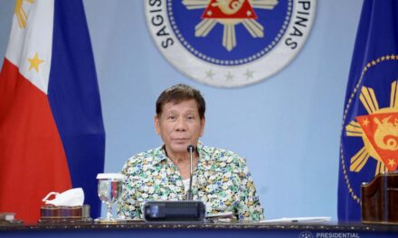 DUTERTE UNBOTHERED BY RUMORS ABOUT TROOPS' WITHDRAWAL OF SUPPORT