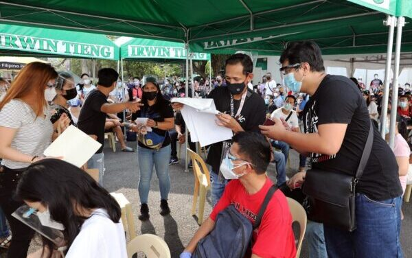 OVERSEAS FILIPINO GROUPS QUESTION PROPOSED DEPARTMENT FOR OFWS
