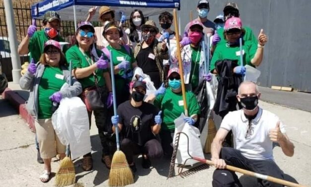 MoTHER, FASGI join cleanup drive