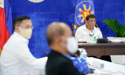 DUTERTE: PHILIPPINES STILL RATED BBB+ DESPITE COVID-19 PANDEMIC WOES