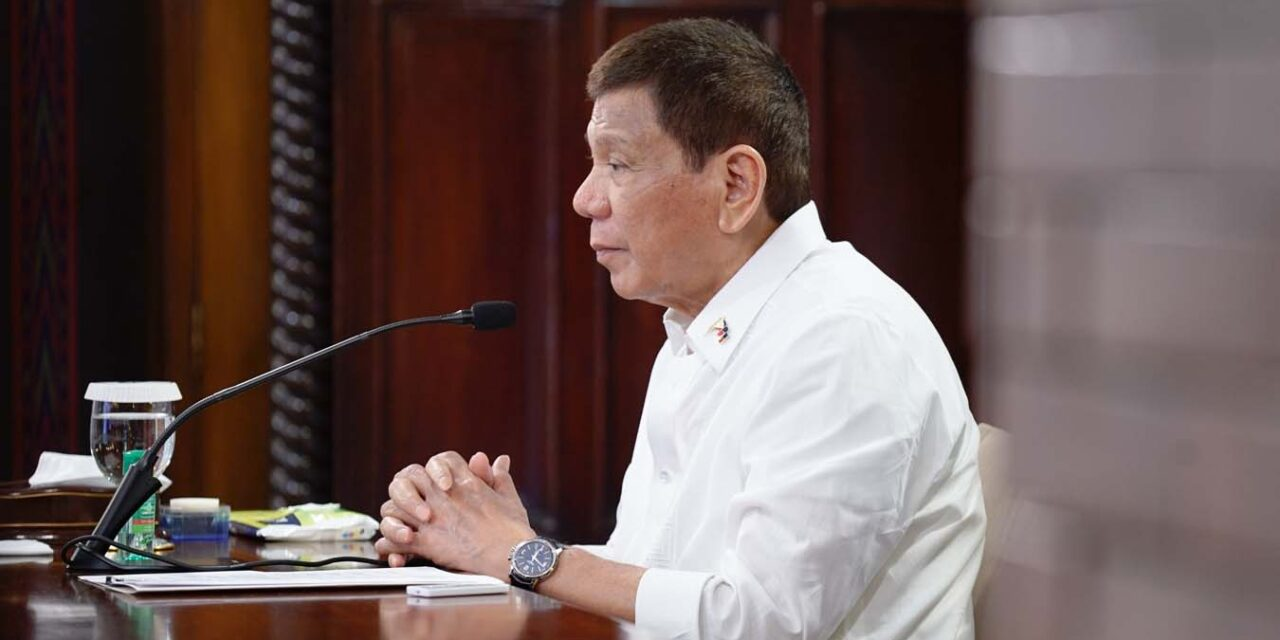 Palace: Duterte will never cooperate with 'legally erroneous' ICC probe