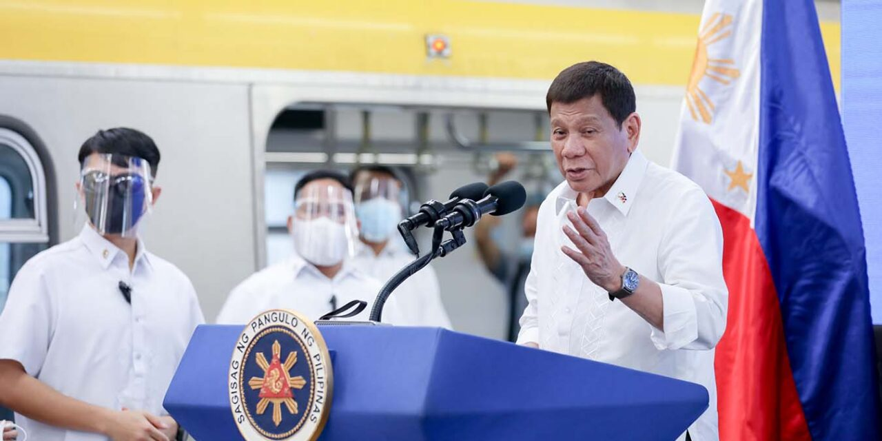 Duterte questions timing of Pacquiao's corruption allegations