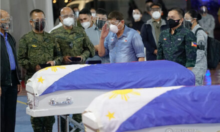 Soldiers in Sulu plane crash 'shall not have died in vain' — PRRD
