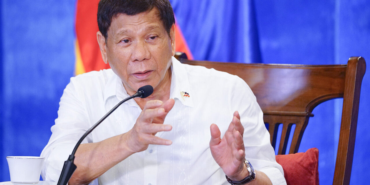 Duterte pleased by Chinese ships' readiness to leave PH waters