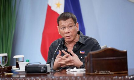 Palace: It's up to Biden to act on American senators' call to condemn Duterte