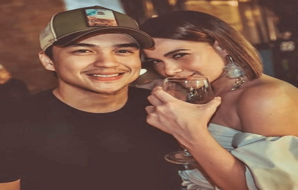 Bea Alonzo confirms relationship with Dominic Roque