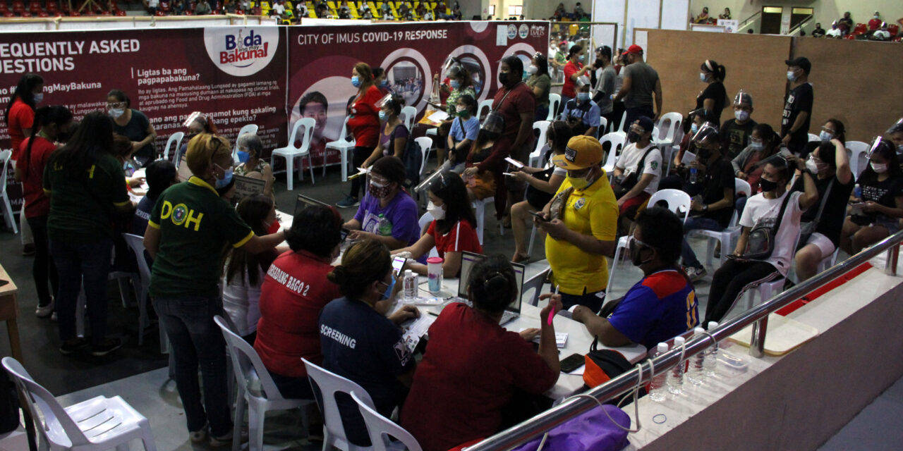 10,670 new COVID-19 cases bring Philippines' active tally over 118K