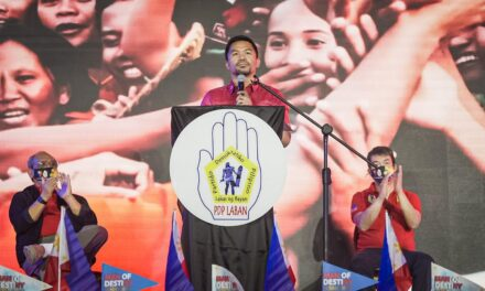 Cusi-led PDP-Laban faction expels Pacquiao for presidential bid under PROMDI