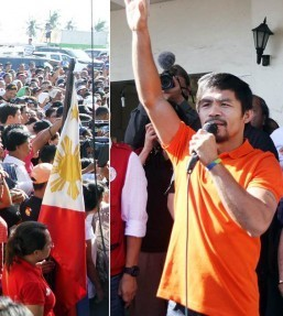 Tulfo says he turned down Pacquiao's offer to be his VP, cites friendship with Duterte